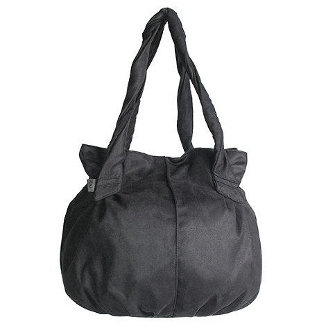 Pixie - Graphite poppins handbag