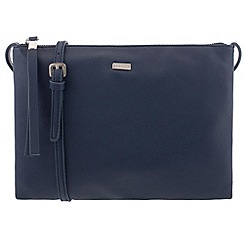Parfois - Navy papaya cross bag