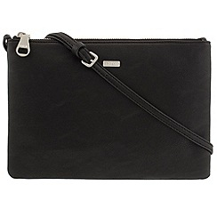 Parfois - Black new papaya cross bag