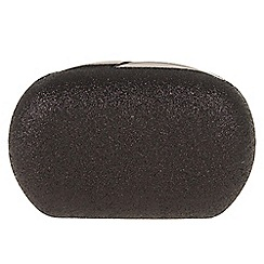 Parfois - Black 'Sushi' clutch bag