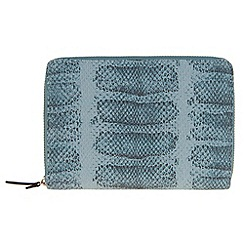 Parfois - Blue 'Cobra' wallet