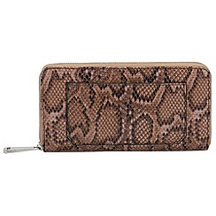 Parfois - Black summer snake wallet
