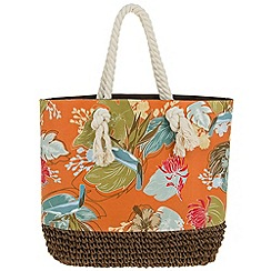 Parfois - Tropics shopper bag