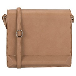 Parfois - Camel cosy cross bag