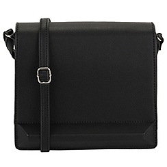 Parfois - Black cosy cross bag