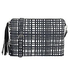Parfois - Black 'Enredada' cross bag
