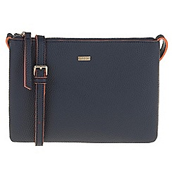 Parfois - Double papaya cross bag