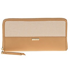Parfois - Cream 'Bird' set wallet