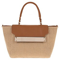 Parfois - Golden studs tote bag