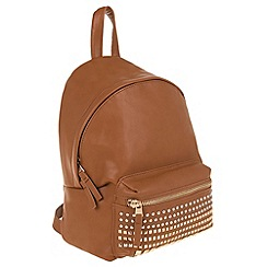 Parfois - Golden studs backpack
