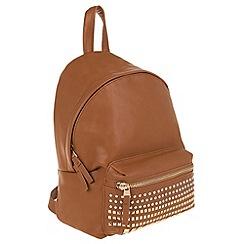 Parfois - Golden studs backpack