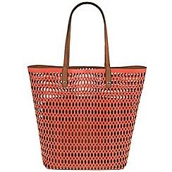 Parfois - Orange 'Buenos Aires' handbag