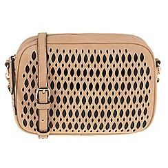 Parfois - Cream 'Buenos Aires' handbag