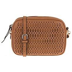 Parfois - Camel 'Buenos Aires' handbag