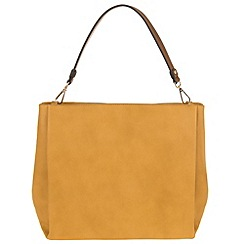 Parfois - Mustard 'Renata' cross bag