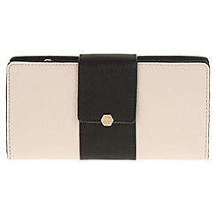 Parfois - Cream 'That's all' wallet