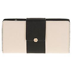 Parfois - Cream 'That's all' wallet