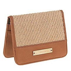 Parfois - Golden studs document wallet