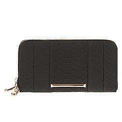 Parfois - Black 'French' set wallet