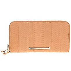 Parfois - Yellow 'French' set wallet