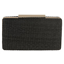 Parfois - Black doll clutch