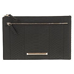 Parfois - Black 'French' set multi-purpose pouch