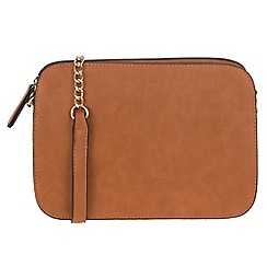 Parfois - Camel 'Eve' cross bag