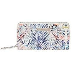 Parfois - Blue 'Nova' wallet