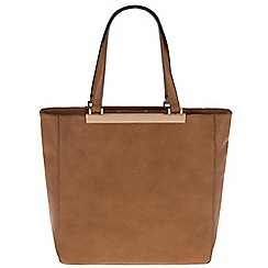 Parfois - Camel 'Bar' cross bag