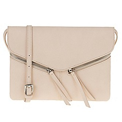 Parfois - Beige 'Ginger' cross bag