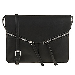 Parfois - Black 'Ginger' cross bag