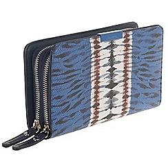 Parfois - Reptil blue wallet