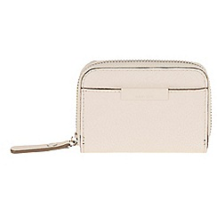 Parfois - Reptil beige document wallet