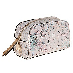 Parfois - Romantic garden cosmetic purse