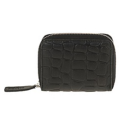 Parfois - Black winter rock wallet