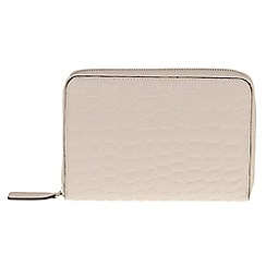 Parfois - Light cream winter rock wallet