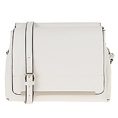 Parfois - White last set cross bag
