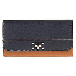 Parfois - Wallet wallet patchwork navy
