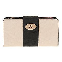 Parfois - Basic ecru wallet
