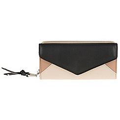 Parfois - Light cream 'Envelop' wallet
