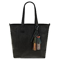 Parfois - Snake flaps handbag