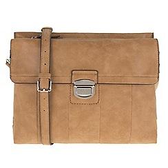 Parfois - Camel flaps cross bag