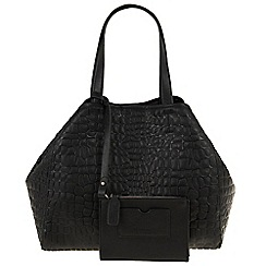 Parfois - Black 'Winter' rock shopper