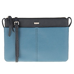 Parfois - Peach 'Mid blue' cross bag