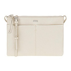 Parfois - Gold 'Peach' cross bag