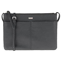 Parfois - Black 'Peach' cross bag