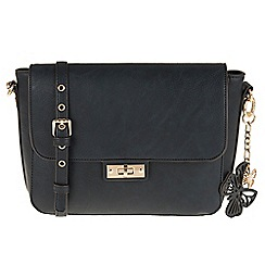 Parfois - Plain glimmer cross bag