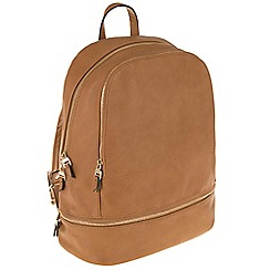 Parfois - Camel 'Kenia' backpack