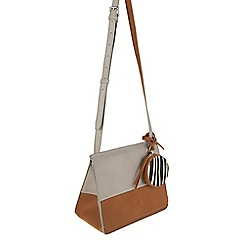 Parfois - Grey playful cross bag