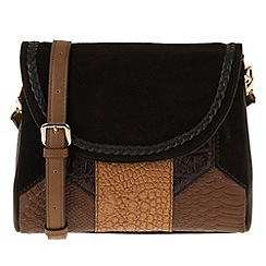 Parfois - Brown dylan cross bag